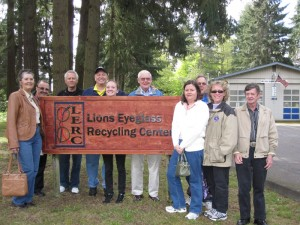 Lions Eyeglass Recycling Center