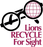 eyeglassrecycle Welcome to the Lions Club Sight Foundation