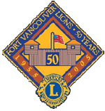 Fort Vancouver Lions Logo